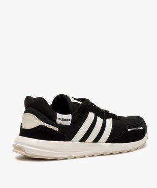 Baskets femme bicolores à lacets – Adidas Retrorun vue4 - ADIDAS - Nikesneakers
