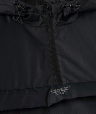 Blouson garçon coupe-vent imperméable avec capuche vue2 - Nikesneakers (ENFANT) - Nikesneakers