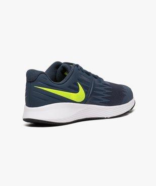 Baskets basses lacées - Nike Star Runner vue4 - NIKE - GEMO