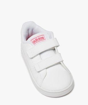 Baskets bébé fermeture scratch – Adidas vue5 - ADIDAS - GEMO