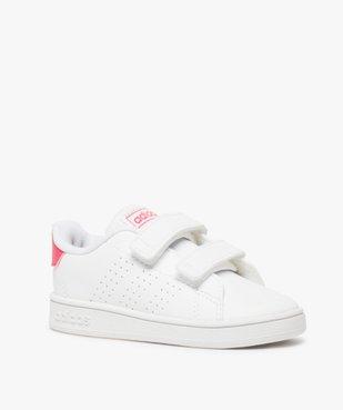 Baskets bébé fermeture scratch – Adidas vue2 - ADIDAS - GEMO