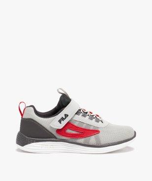 Baskets garçon style running en mesh – Fila Newmodel vue1 - FILA - Nikesneakers