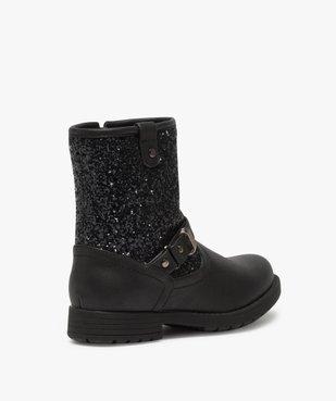 Boots fille à tige pailletée vue4 - Nikesneakers (ENFANT) - Nikesneakers