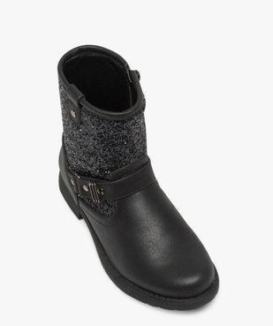 Boots fille à tige pailletée vue5 - Nikesneakers (ENFANT) - Nikesneakers