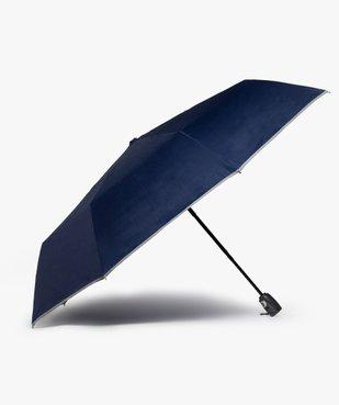 Parapluie pliable à ouverture et fermeture automatiques - Perletti vue1 - GEMO - GEMO