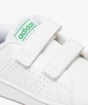 Baskets bébé à scratch – Adidas vue6 - ADIDAS - GEMO