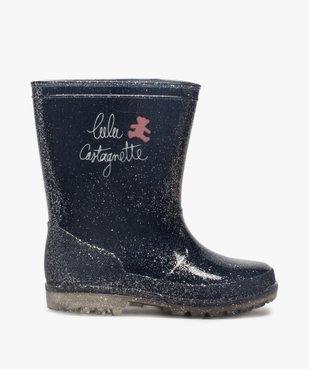 Bottes de pluie fille pailletées – LuluCastagnette vue1 - LULU CASTAGNETT - Nikesneakers