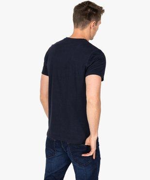 Tee-shirt homme imprimé Université de Californie - UCLA vue3 - UCLA - GEMO