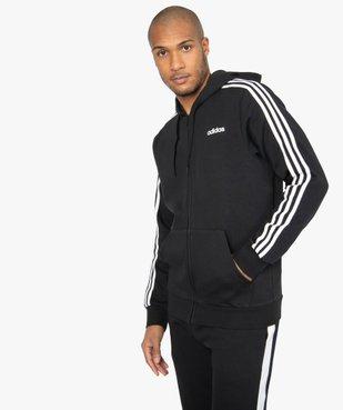 Sweat homme zippé à capuche - Adidas vue1 - ADIDAS - GEMO