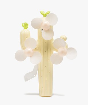 Ventilateur manuel pour enfant en forme de cactus vue1 - GEMO (ENFANT) - GEMO