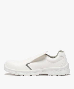 Chaussures de sécurité homme sabots – Obak Dallas vue3 - OBAK - Nikesneakers
