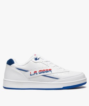 Tennis homme allure rétro à lacets – LA Gear vue1 - L.A. GEAR - GEMO