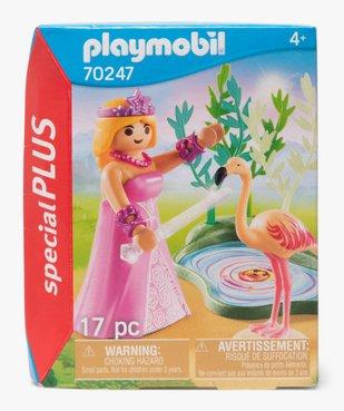 Jouet enfant Princesse et mare - Playmobil vue1 - DIVERS LICENCE - GEMO