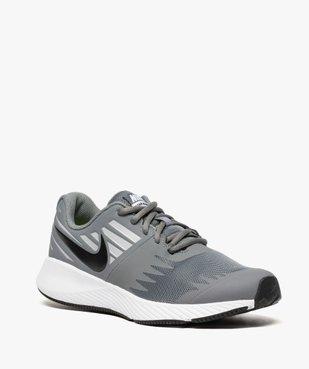 Basket basse garçon multi-matière à lacets – Nike Star Runner vue2 - NIKE - GEMO