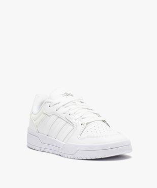 Baskets femme unies à lacets – Adidas Entrap vue2 - ADIDAS - GEMO