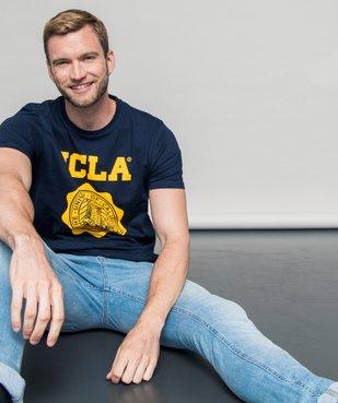 Tee-shirt homme imprimé Université de Californie - UCLA vue6 - UCLA - GEMO
