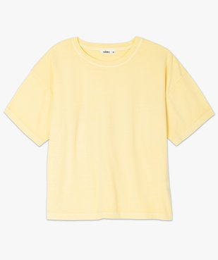 Tee-shirt femme à manches courtes coupe ample vue4 - Nikesneakers(FEMME PAP) - Nikesneakers