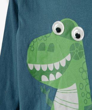 Tee-shirt bébé garçon avec motifs Toy Story – Disney Baby vue2 - DISNEY DTR - GEMO