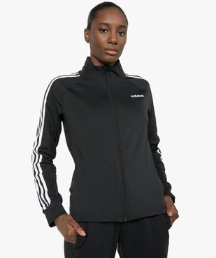 Sweat femme avec fermeture zippée - Adidas vue2 - ADIDAS - GEMO
