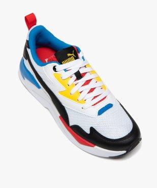 Baskets garçon rétro running à lacets – Puma X-Ray Lite vue5 - PUMA - Nikesneakers