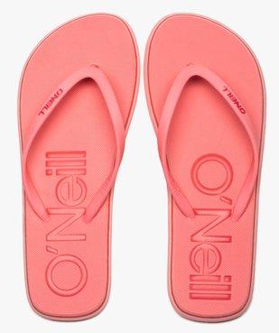 Tongs femme bicolores – O'Neill vue1 - O NEILL - Nikesneakers