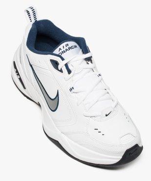 Baskets basses homme à lacets – Nike Air Monarch vue5 - NIKE - GEMO