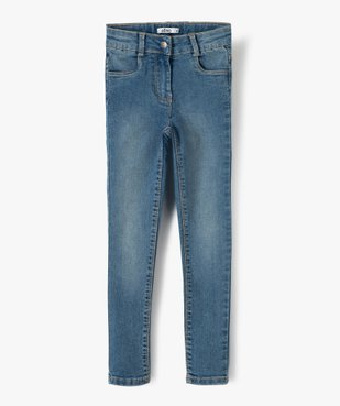Jean fille coupe Ultra skinny vue1 - Nikesneakers (ENFANT) - Nikesneakers