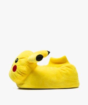 Chaussons garçon en volume - Pikachu vue3 - POKEMON - GEMO