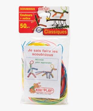 Fils pour scoubidous (lot de 50) – Kim Play vue2 - KIM PLAY - GEMO
