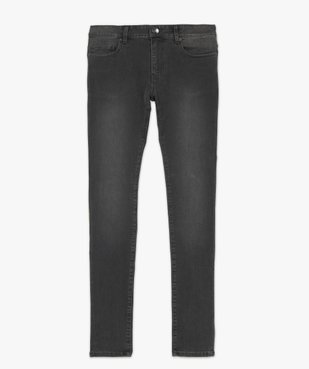 Jean femme coupe skinny taille normale vue4 - GEMO(FEMME PAP) - GEMO