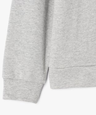 Sweat fille coupe loose à perles vue3 - Nikesneakers (JUNIOR) - Nikesneakers