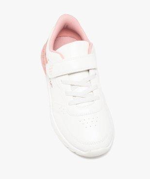 Baskets fille bicolores + Sac de Gym offert vue5 - GEMO (ENFANT) - GEMO
