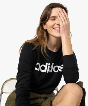 Sweat femme non molletonné - Adidas vue1 - ADIDAS - GEMO
