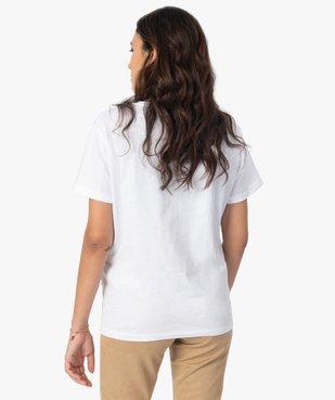 Tee-shirt de grossesse et d'allaitement à manches courtes et motif vue3 - Nikesneakers (MATER) - Nikesneakers