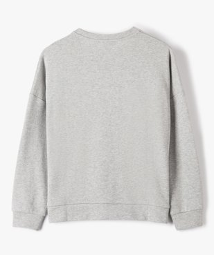 Sweat fille coupe loose à perles vue4 - Nikesneakers (JUNIOR) - Nikesneakers