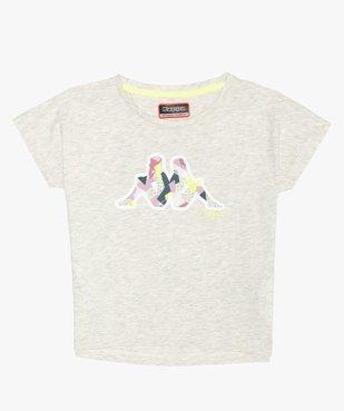 Tee-shirt fille imprimé coupe loose - Kappa vue1 - KAPPA - Nikesneakers
