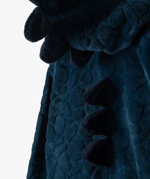 Combinaison pyjama garçon avec motif dragon vue2 - GEMO (JUNIOR) - GEMO