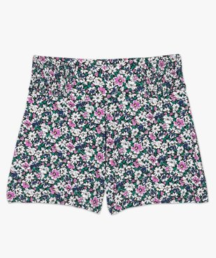 Bas de pyjama femme à motifs fleuris – Lulu Castagnette vue4 - LULUCASTAGNETTE - GEMO