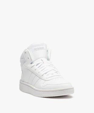 Baskets femme semi-montantes – Adidas Hoops Mid 2.0 vue2 - ADIDAS - Nikesneakers