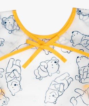 Bavoir à manches Winnie l'ourson - Disney vue2 - WINNIE - GEMO