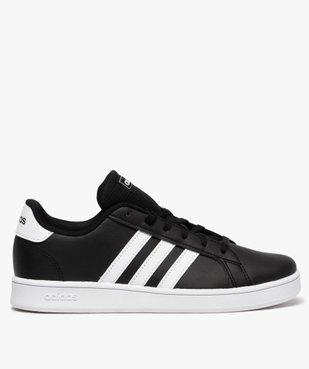 Baskets garçon à lacets – Adidas Grand Court vue1 - ADIDAS - Nikesneakers