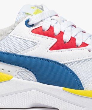 Baskets garçon jogger multicolores - Puma vue6 - PUMA - GEMO