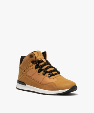 Baskets garçon mid-cut à lacets – Kappa Kensington vue2 - KAPPA - Nikesneakers