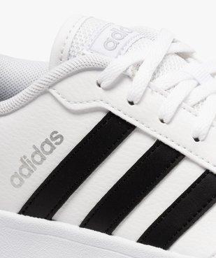 Tennis femme bicolores à lacets – Adidas Breaknet vue6 - ADIDAS - Nikesneakers