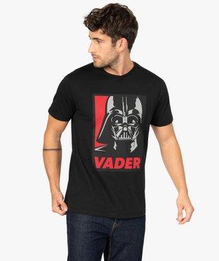 Tee-shirt homme avec motif Dark Vador – Star Wars vue1 - STAR WARS - GEMO