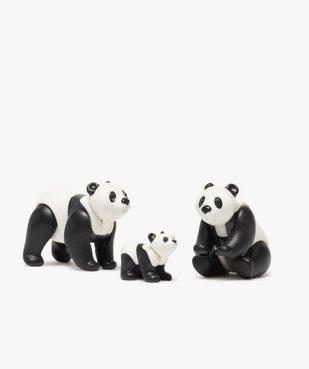 Jouet enfant Pandas - Playmobil vue2 - DIVERS LICENCE - GEMO