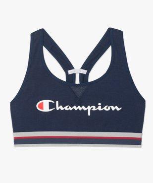 Brassière femme dos nageur - Champion vue4 - CHAMPION USA - GEMO