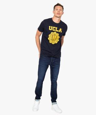 Tee-shirt homme imprimé Université de Californie - UCLA vue5 - UCLA - GEMO