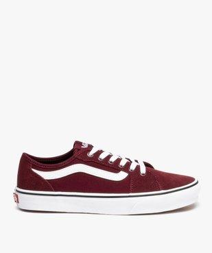 Tennis homme skateshoes dessus cuir – Vans Filmore vue1 - VANS - Nikesneakers