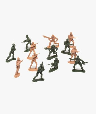 Figurines soldats (lot de 40) – Kim Play vue2 - KIM PLAY - GEMO